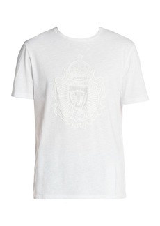 Neil Barrett Coat of Arms Graphic T-Shirt