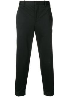 Neil Barrett cropped slim-fit trousers