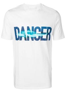 Neil Barrett Danger T-shirt