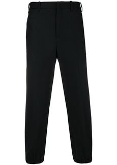 Neil Barrett elasticated cuff trousers