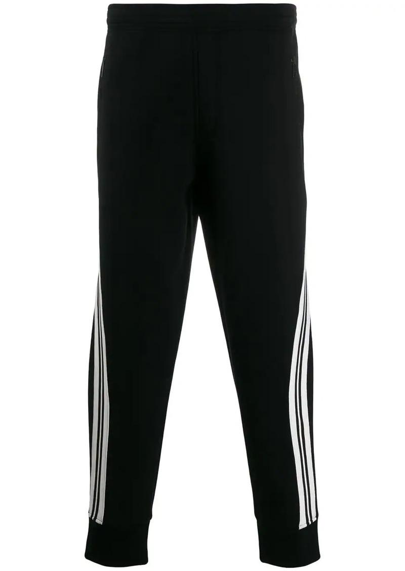 Neil Barrett ergo-dynamic varsity stripe track trousers