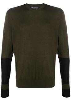 Neil Barrett fine-knit jumper
