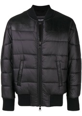 Neil Barrett fitted puffer jacket