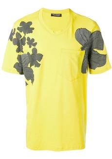 Neil Barrett floral print T-shirt