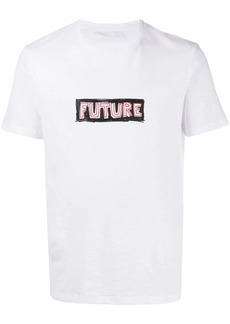 Neil Barrett graphic print cotton T-shirt