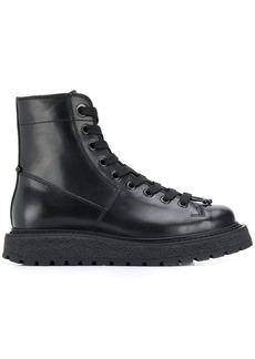 Neil Barrett lace up boots