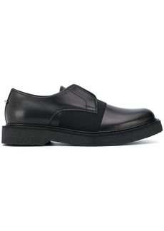 Neil Barrett laceless brogues
