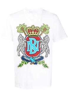 Neil Barrett logo crest T-shirt