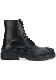 Neil Barrett military boots