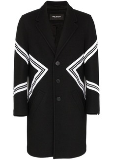 Neil Barrett Modest varsity coat