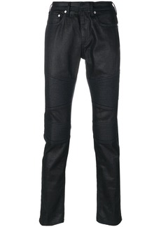 Neil Barrett biker panel trousers