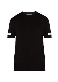Neil Barrett Block-stripe T-shirt