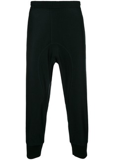 Neil Barrett drop crotch trousers