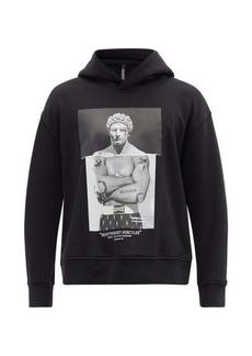 Neil Barrett Heavyweight Hercules cotton-blend sweatshirt