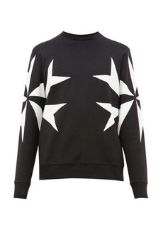 Neil Barrett Maltese cross-print sweatshirt