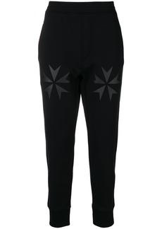 Neil Barrett Military Star print joggers