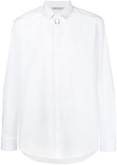 Neil Barrett piercing shirt