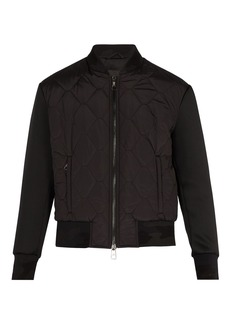 Neil Barrett Quilted bomber jacket