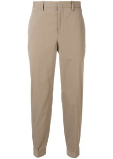 Neil Barrett slim fit chinos - Brown