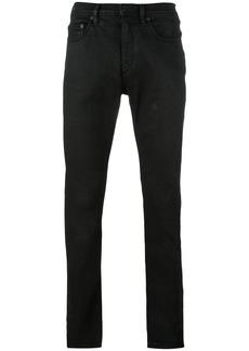 Neil Barrett straight-cut jeans