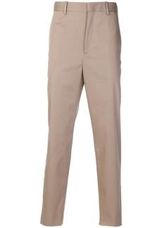 Neil Barrett straight leg trousers