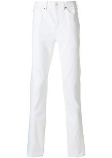 Neil Barrett stretch straight jeans