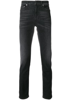 Neil Barrett stripe embellished jeans