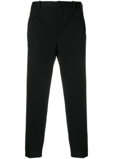 Neil Barrett tailored trousers - Black
