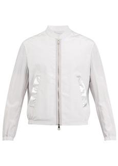 Neil Barrett Tape-print bomber jacket