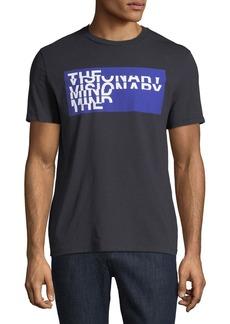 Neil Barrett The Visionary Mind Graphic T-Shirt