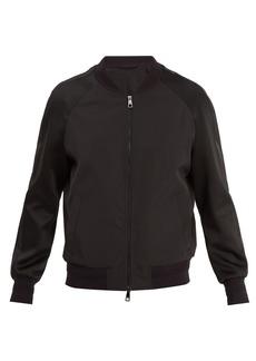 Neil Barrett Thunderbolt bomber jacket