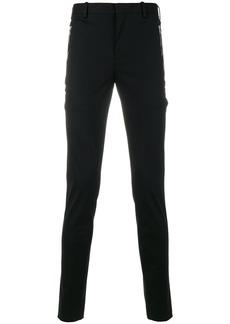 Neil Barrett zipped pocket skinny trousers