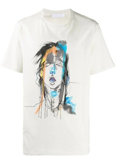 Neil Barrett relaxed-fit printed T-shirt