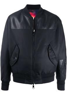 Neil Barrett reversible bomber jacket