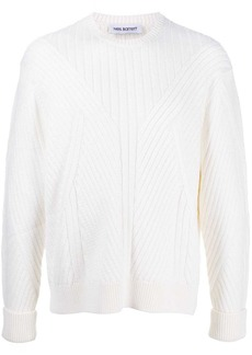 Neil Barrett rib-knit jumper