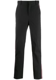 Neil Barrett side stripe chino trousers