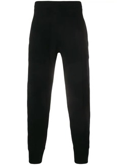Neil Barrett side-stripe fitted trousers