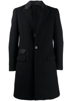 Neil Barrett single-breasted coat