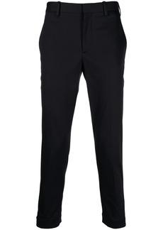 Neil Barrett slim-cut cropped trousers