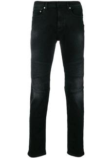 Neil Barrett slim fit biker jeans