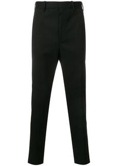Neil Barrett straight leg tailored trousers