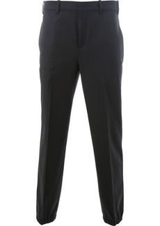 Neil Barrett tailored fitted trousers