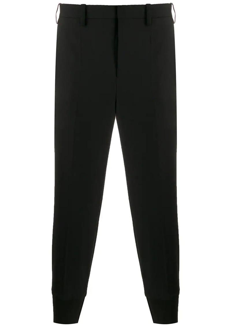 Neil Barrett tailored tapered trousers
