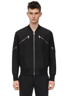 Neil Barrett Tech Bomber Jacket