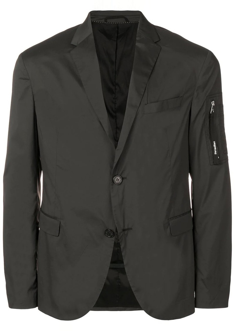 Neil Barrett waterproof button blazer