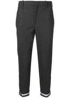 Neil Barrett zip-detail trousers