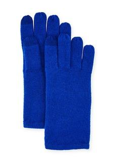 Neiman Marcus Cashmere Tech Gloves