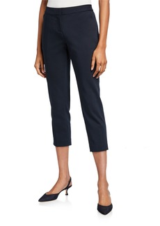 Neiman Marcus Cropped Pants