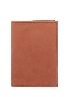 Neiman Marcus Leather Passport Cover