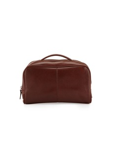 Neiman Marcus Leather Travel Bag